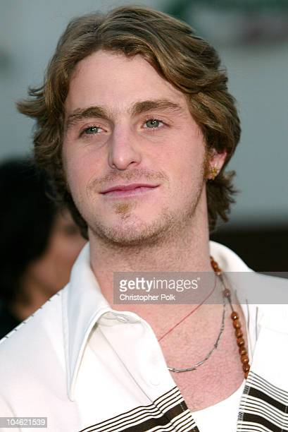 "Cameron Douglas during A Special Screening og MGM's ""It Runs In The Family Premiere"" - Arrivals at Mann Bruin Theatre in Westwood, CA, United States."