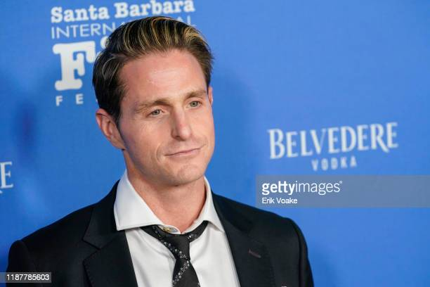 Cameron Douglas walks the red carpet at the Kirk Douglas Award for Excellence in Film honoring Martin Scorsese on November 14, 2019 in Santa Barbara,...