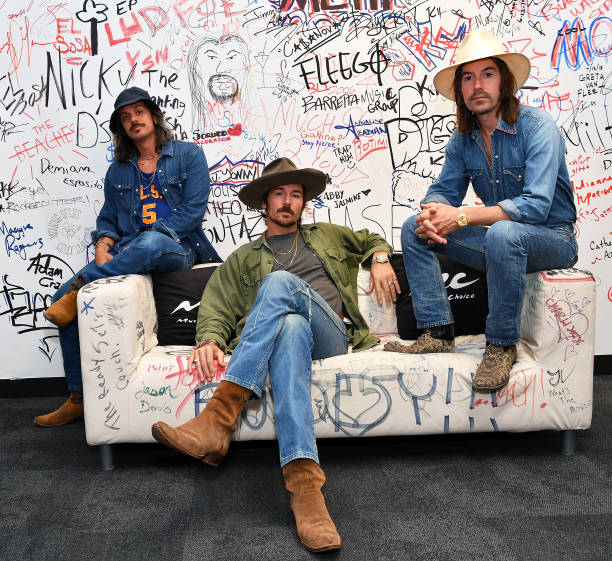 NY: Midland Visits Music Choice