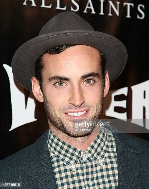Cameron Ernst attends the Viper Room reLaunch party with X Ambassadors and Zen Freeman on November 17 2015 in West Hollywood California