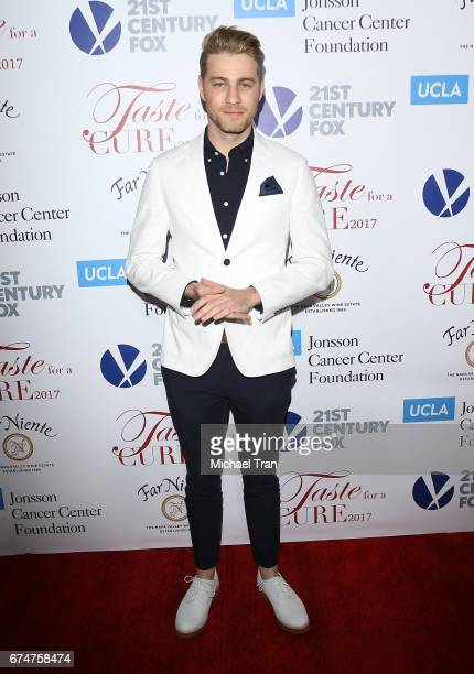 Cameron Fuller arrives at UCLA's Johnsson Center hosts 22nd Annual Taste For A Cure held at the Beverly Wilshire Four Seasons Hotel on April 28 2017...