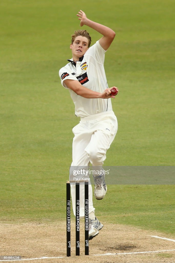 Sheffield Shield - WA v NSW : News Photo