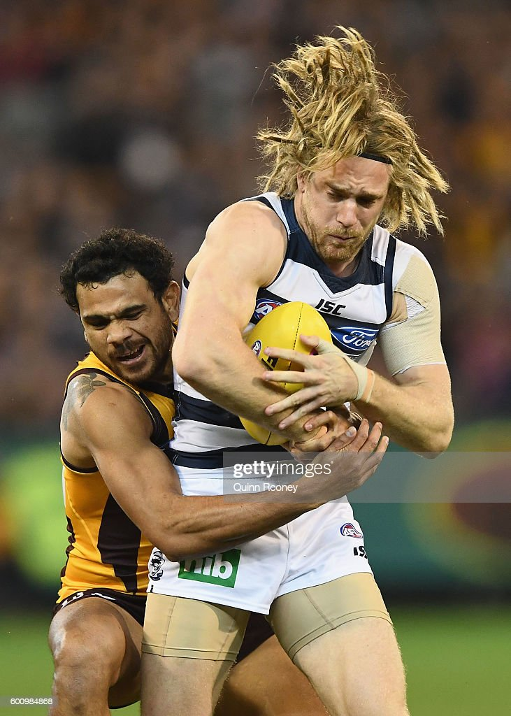 AFL Second Qualifying Final - Geelong v Hawthorn
