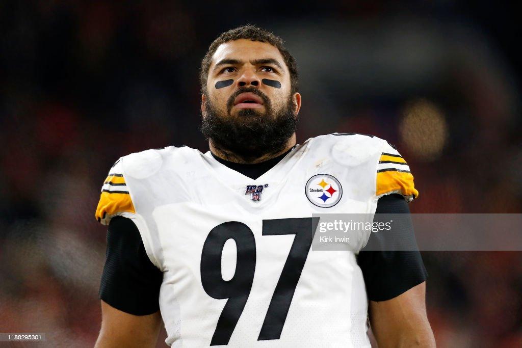 Pittsburgh Steelers v Cleveland Browns : ニュース写真