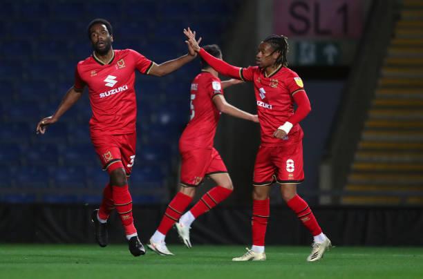 GBR: Oxford United v Milton Keynes Dons - Sky Bet League One