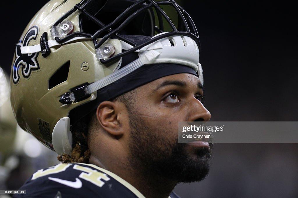 Carolina Panthers v New Orleans Saints : ニュース写真