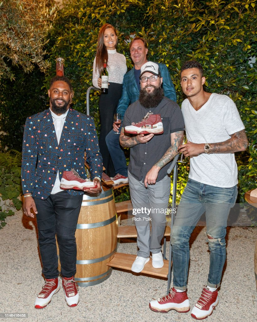 2015 Jordan Cabernet Release Day Party : News Photo