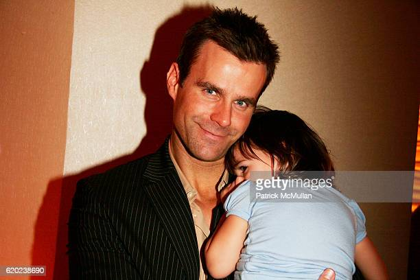Cameron Mathison and Leila Emmanuelle Mathison attend A CELEBRATION OF CHILDREN! National Love Our Children Day at Spotlight Live on April 5, 2008 in...