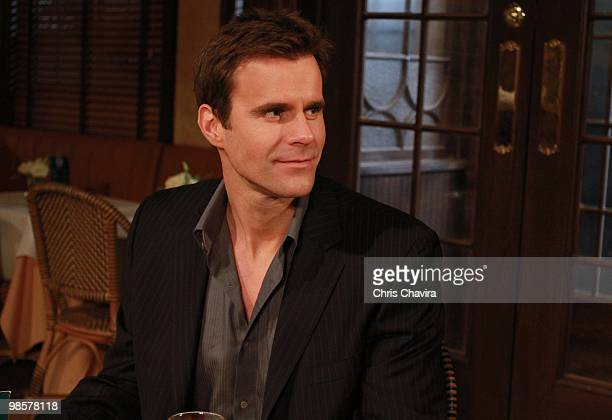 CHILDREN Cameron Mathison in a scene that airs the week of April 26 2010 on Walt Disney Television via Getty Images Daytime's All My Children All My...