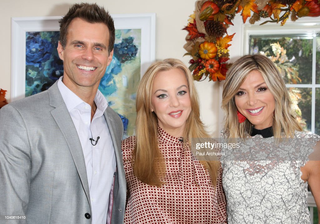 "Celebrities Visit Hallmark's ""Home & Family"""