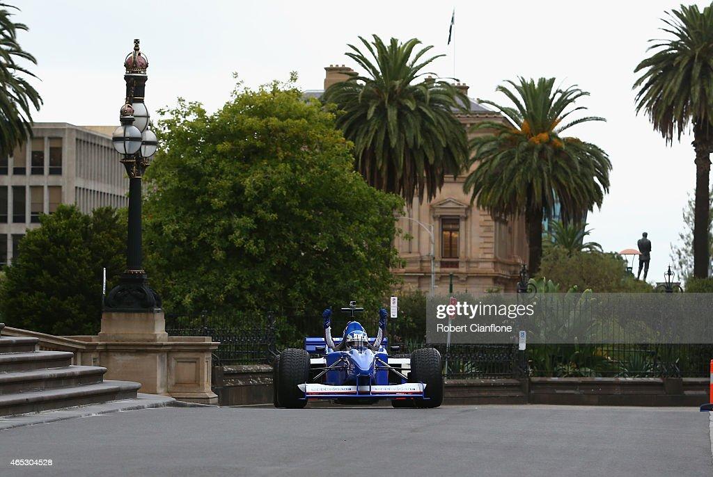 Formula One Melbourne Previews