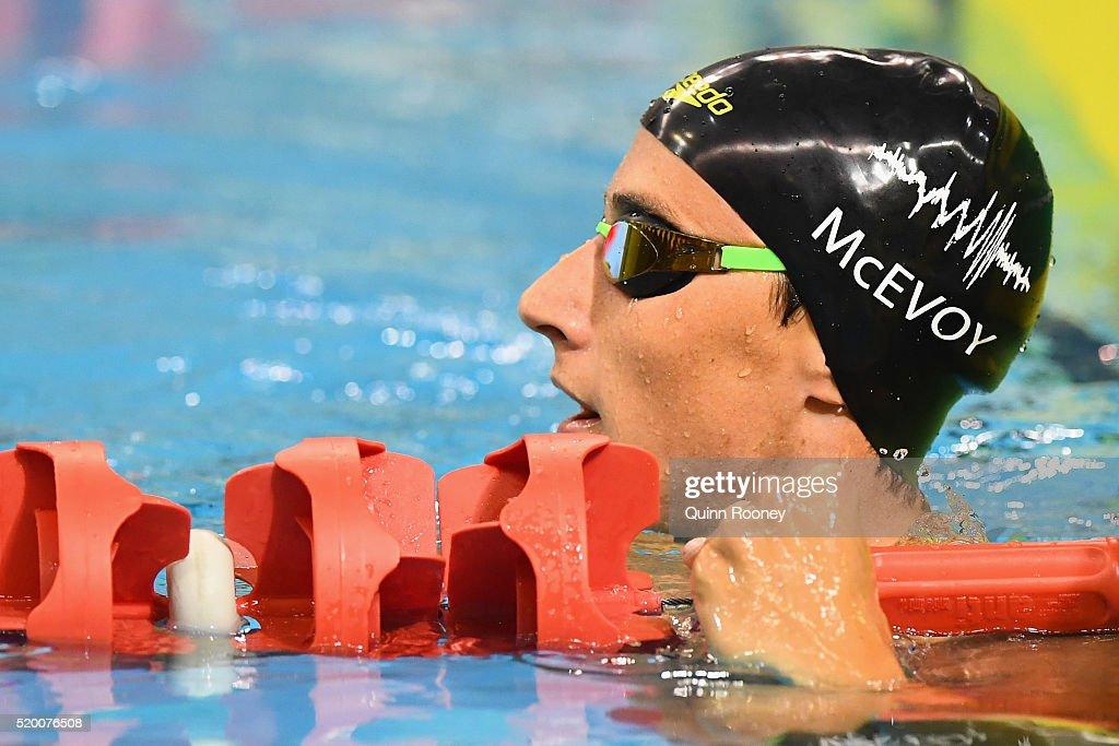 2016 Hancock Prospecting Australian Swimming Championships - Day 4 : News Photo