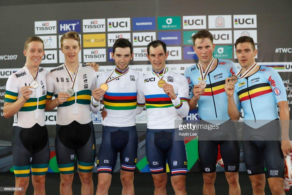 2017 UCI World Cycling - Day Five