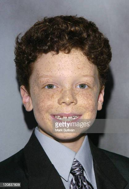 Cameron Monaghan during Young Artist AwardsArrivals at The Sportsmen's Lodge in Studio City California United States
