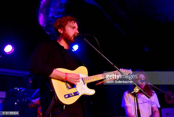 Cameron Neal of Horse Thief performs onstage at Bella Union during the 2016 SXSW Music Film Interactive Festival at Elysium on March 16 2016 in...