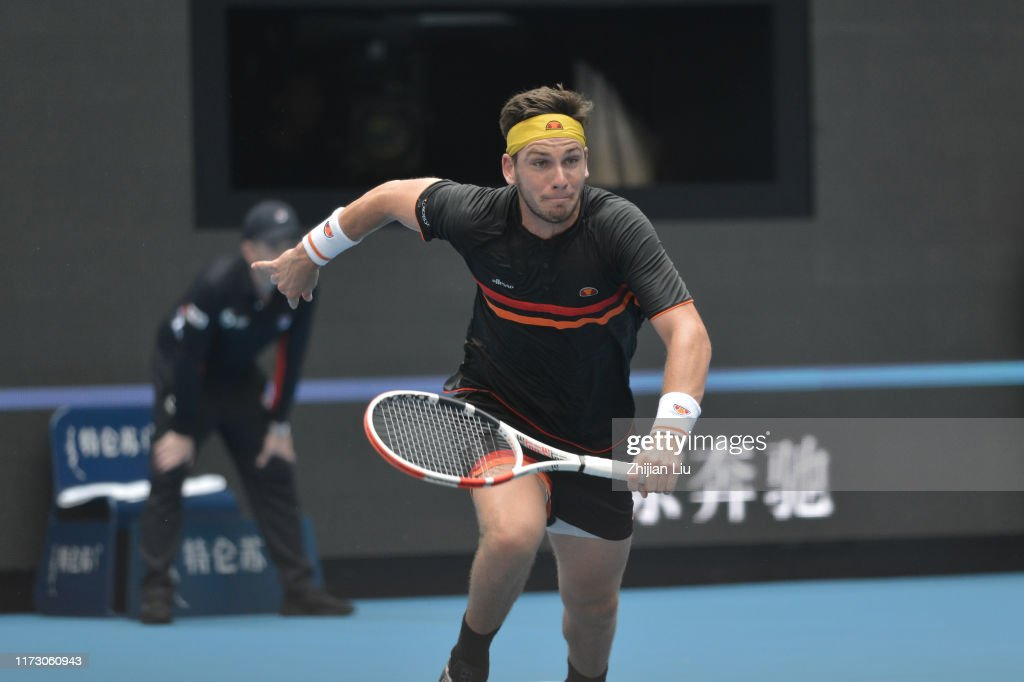 2019 China Open - Day 5 : News Photo
