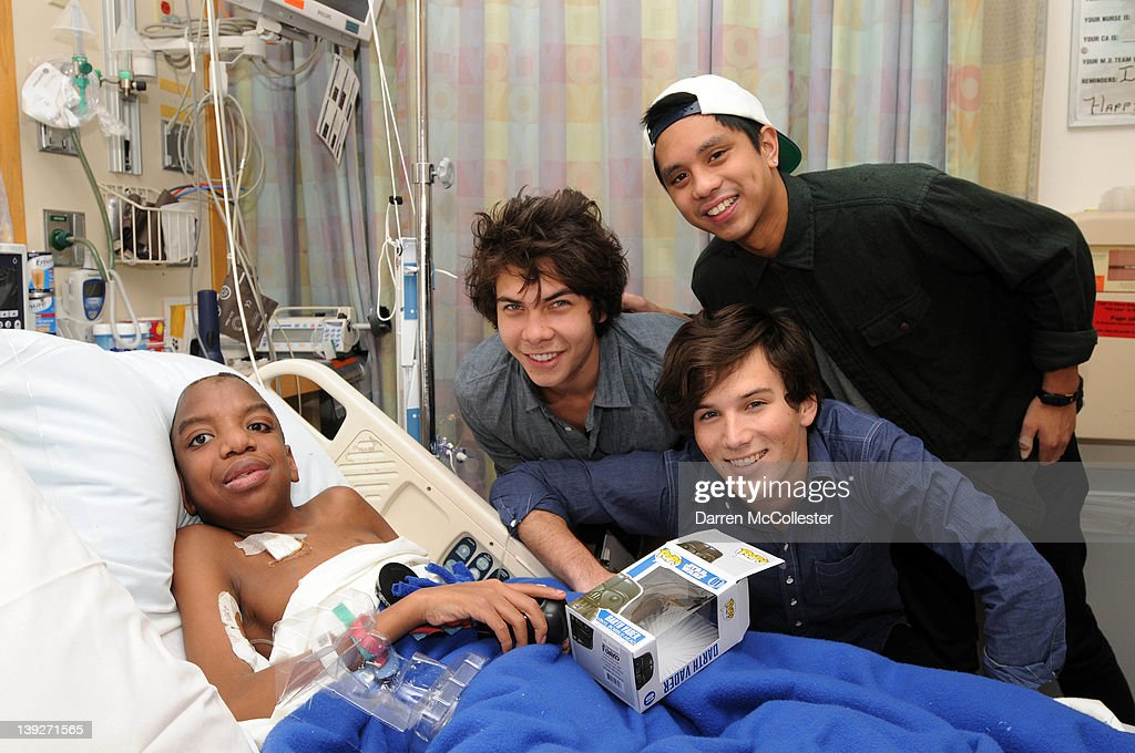 Allstar Weekend Rocks Children's Hospital Boston