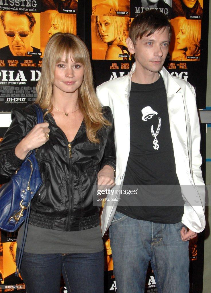 """Alpha Dog"" Los Angeles Premiere - Arrivals : News Photo"