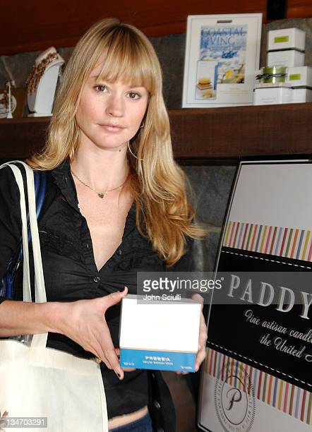 Cameron Richardson during Kari Feinstein's Style Lounge Presented by Budweiser Select Day 2 at Private Residence in Los Angeles California United...