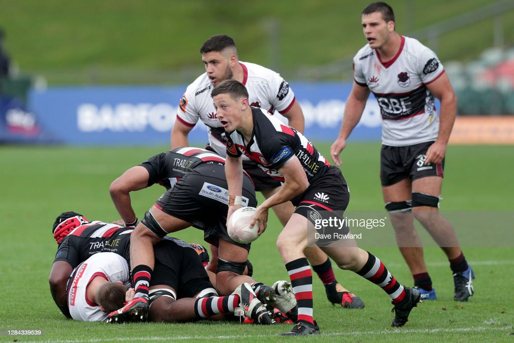 Mitre 10 Cup Rd 9 - North Harbour v Counties Manukau : News Photo