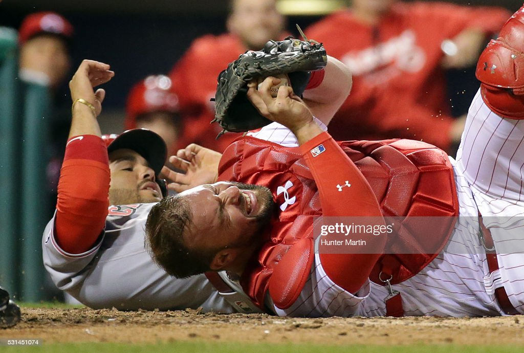 Cincinnati Reds v Philadelphia Phillies