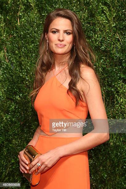 Cameron Russell attends the 2015 God's Love WE Deliver Golden Heart Awards at Spring Studios on October 15 2015 in New York City