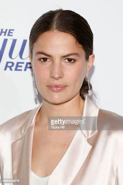Cameron Russell attends 'The Hollywood Reporter's 35 Most Powerful People In Media 2017' at The Pool on April 13 2017 in New York City