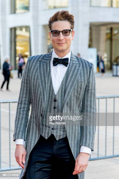 Cameron Silver attends the 2018 American Ballet Theatre Spring Gala at The Metropolitan Opera House on May 21 2018 in New York City