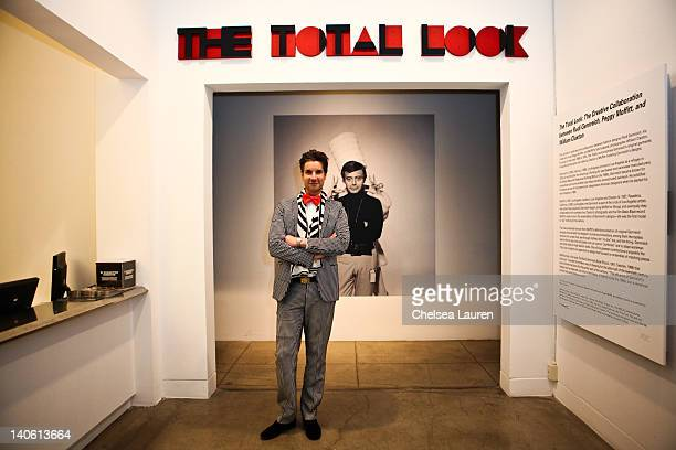 "Cameron Silver attends the MOCA Leadership Circle reception and members' opening for ""The Total Look: The Creative Collaboration Between Rudi..."