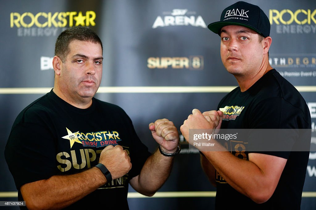 Super 8 Boxing Press Conference
