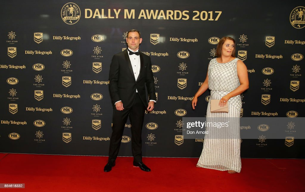 Dally M Awards - Arrivals