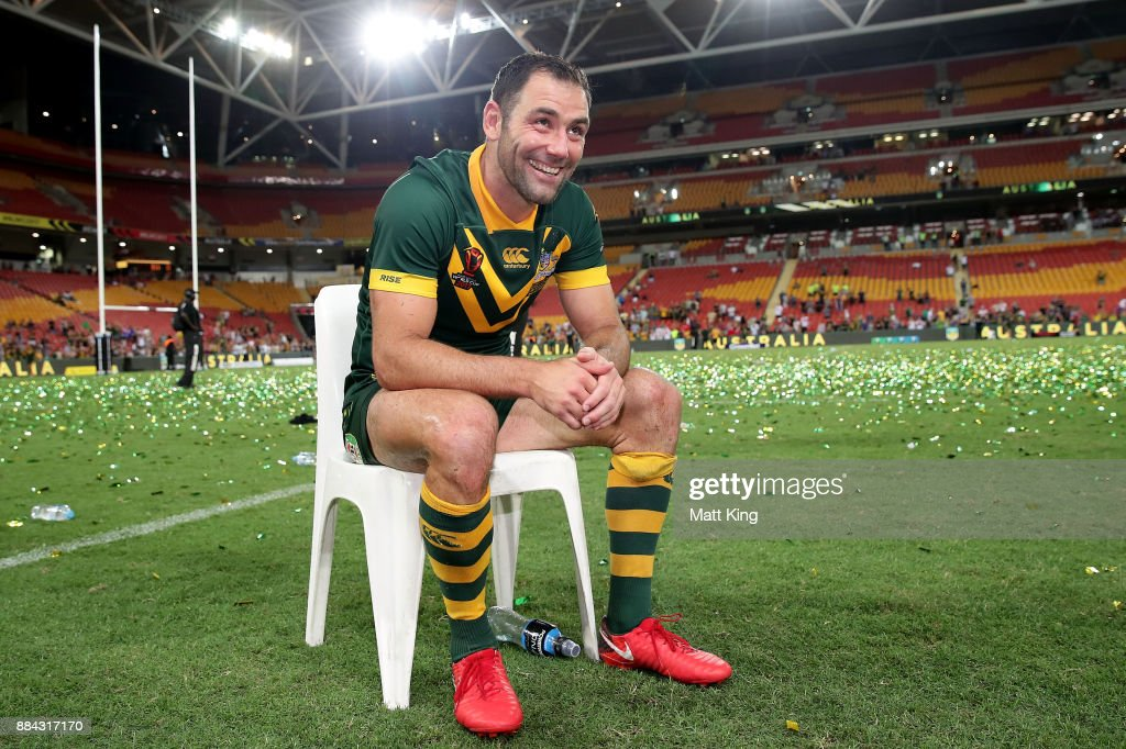 Cameron Smith   Giocatore Della Rugby League Photo Gallery