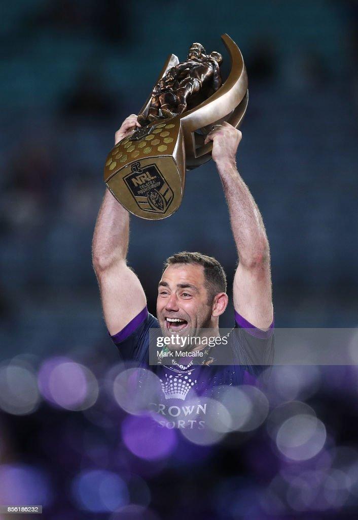 2017 NRL Grand Final - Storm v Cowboys