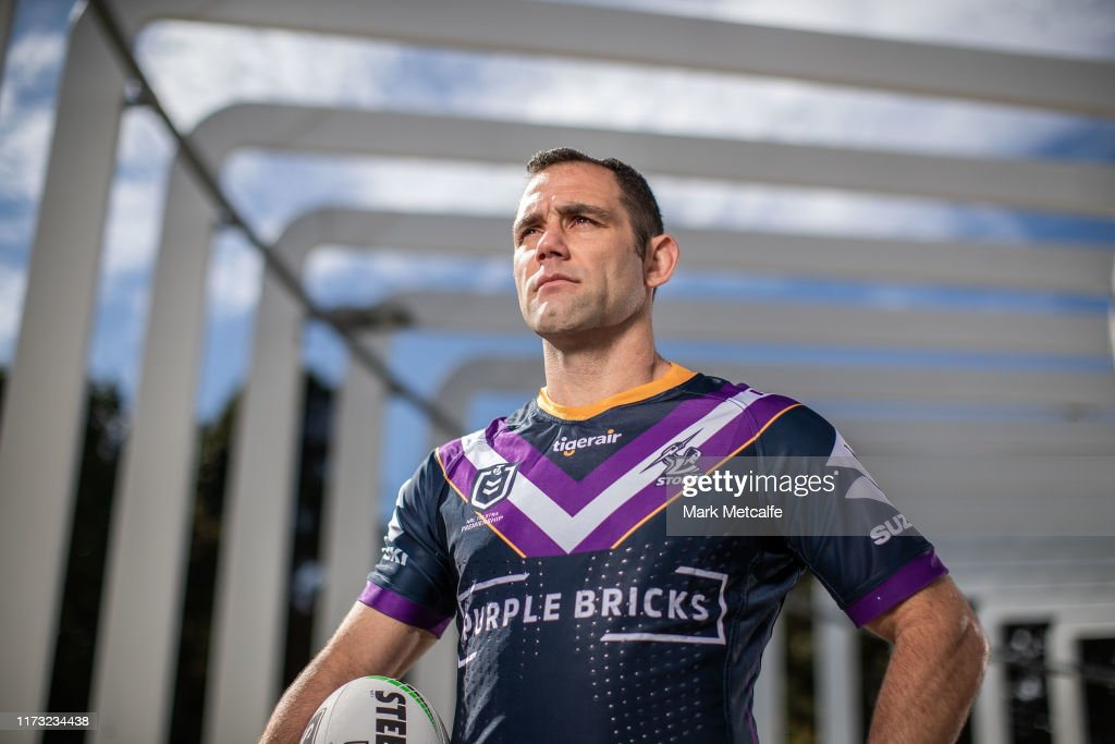 2019 NRL Finals Series Launch : News Photo