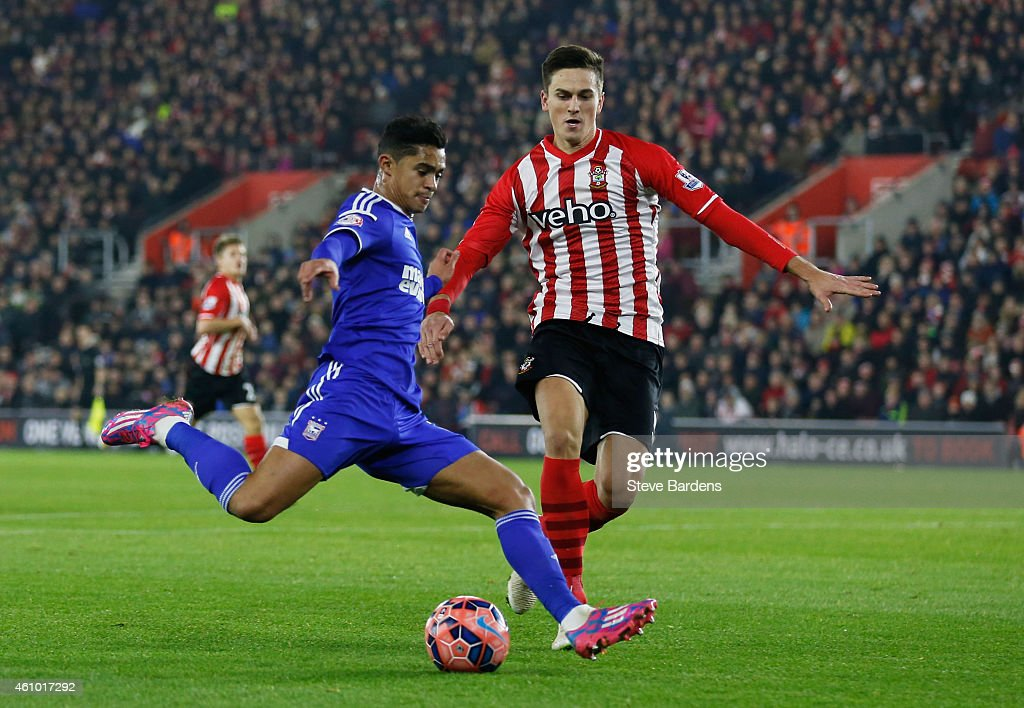 Southampton v Ipswich Town - FA Cup Third Round : News Photo