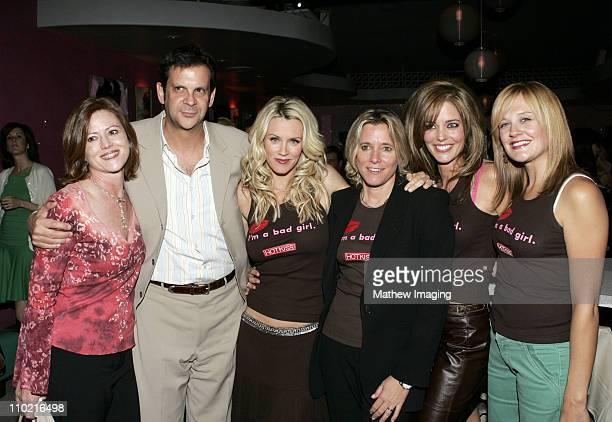 Cameron Tuttle Tony Krantz executive producer Jenny McCarthy Nina Lederman executive producer Christina Moore and Stephanie Childers