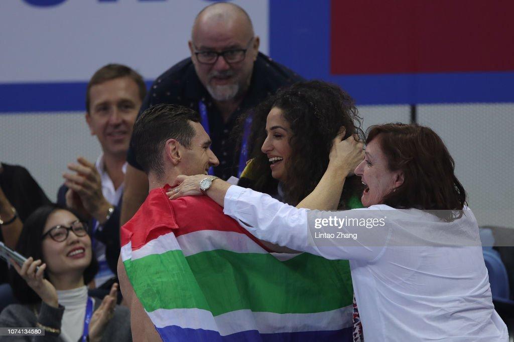 14th FINA World Swimming Championships - Day 6 : News Photo