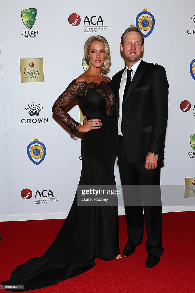 2013 Allan Border Medal : News Photo