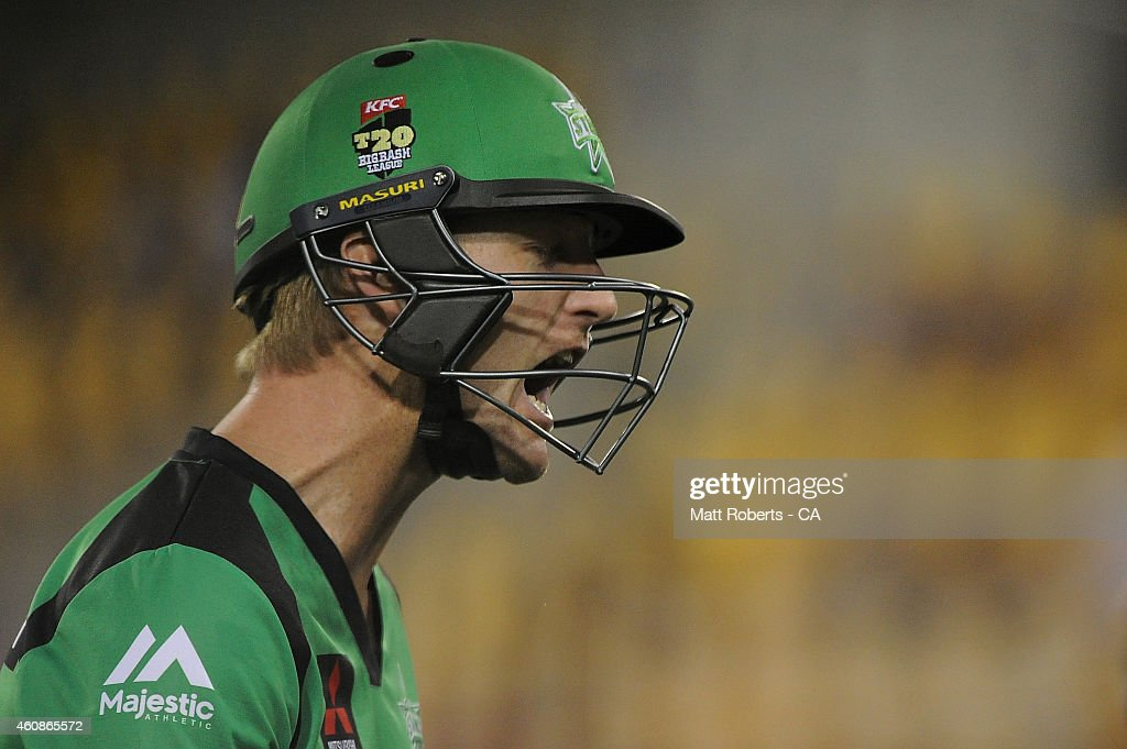 Big Bash League - Brisbane v Melbourne