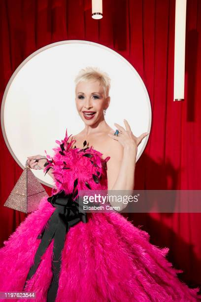 Camerone Parker attends the 22nd Costume Designers Guild Awards at The Beverly Hilton Hotel on January 28 2020 in Beverly Hills California