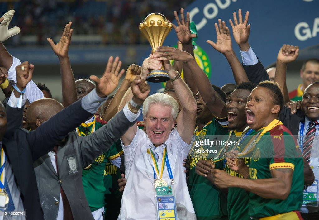 Egypt v Cameroon - 2017 Africa Cup of Nations Final : News Photo