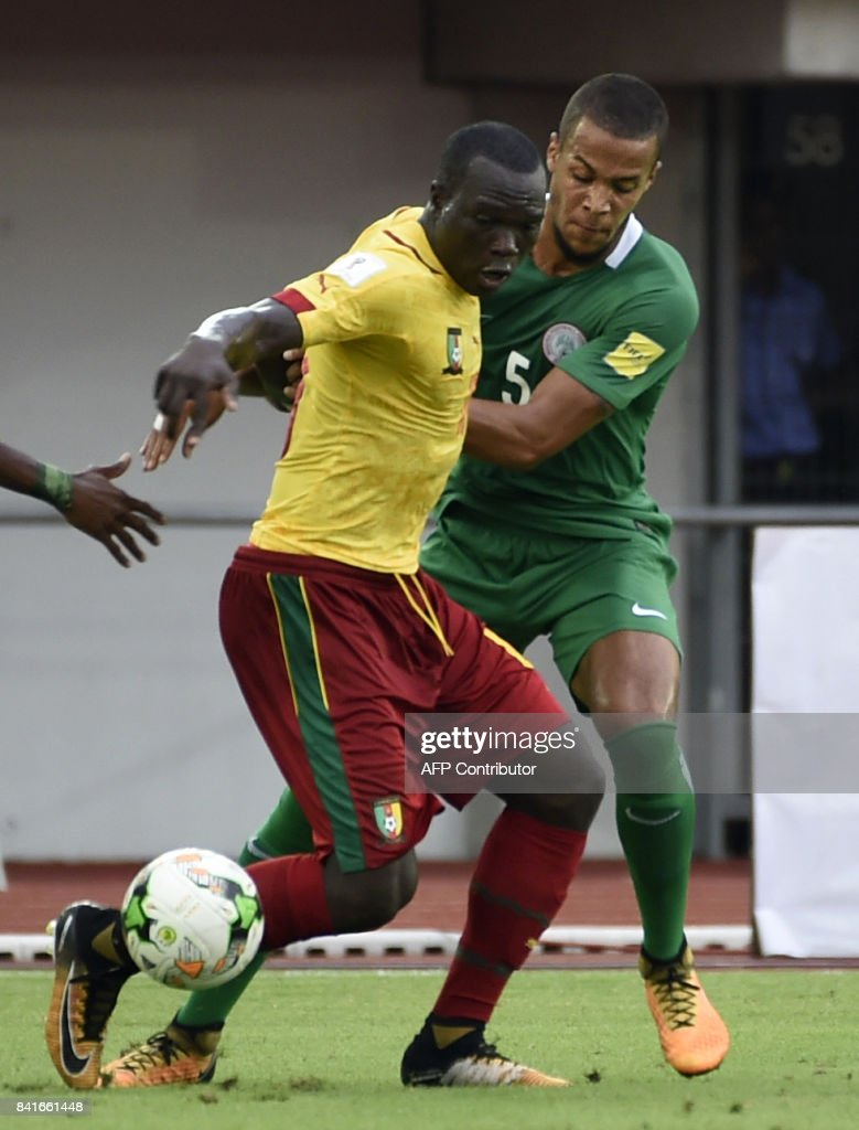 Fantastic Cameroon World Cup 2018 - cameroons-forward-vincent-aboubakar-vies-with-nigerias-defender-picture-id841661448  HD_8591 .com/photos/cameroons-forward-vincent-aboubakar-vies-with-nigerias-defender-picture-id841661448