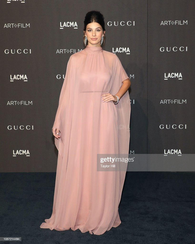 2018 LACMA Art + Film Gala - Arrivals : News Photo