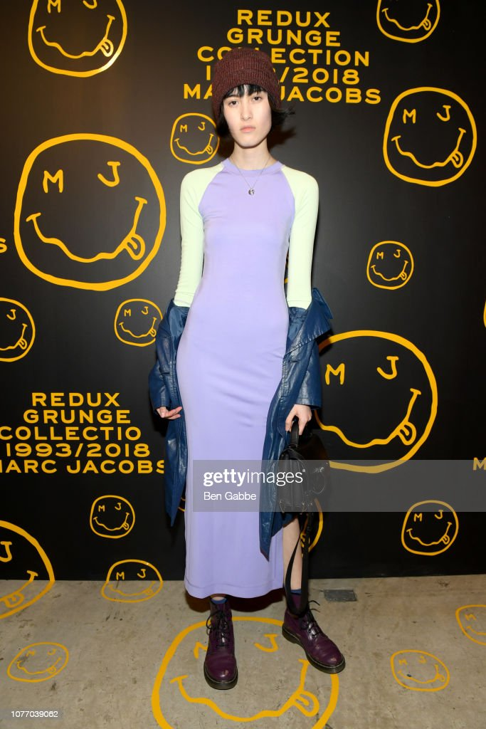 Marc Jacobs, Sofia Coppola & Katie Grand Celebrate The Marc Jacobs Redux Grunge Collection And The Opening Of Marc Jacobs Madison : News Photo