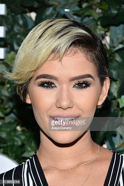 Camia Marie attends the CBS Daytime for 30 Years event at The Paley Center for Media on October 10 2016 in Beverly Hills California