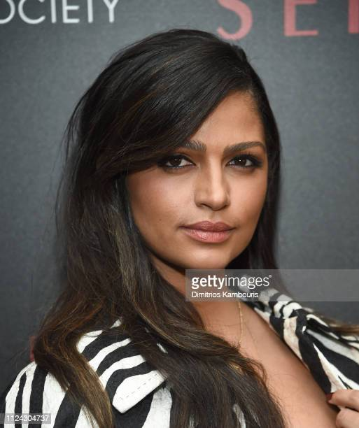 Camila Alves attends a special screening Of Serenity on January 23 2019 in New York City