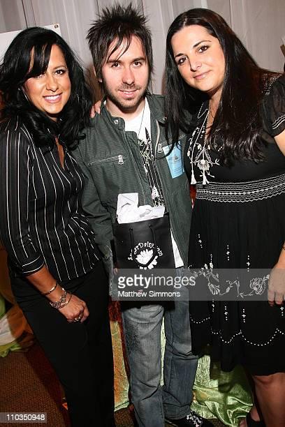 Camila at the 8th Annual Latin GRAMMY Awards gift lounge at Mandalay Bay on November 7 2007 in Las Vegas Nevada