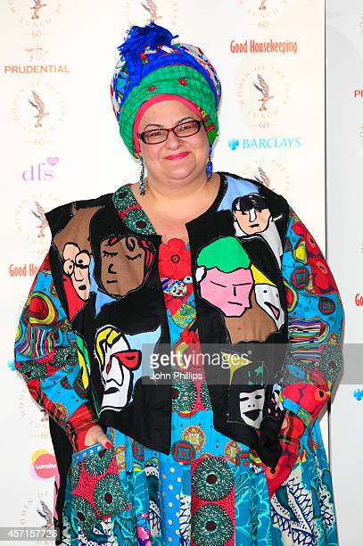 Camila Batmanghelidjh attends the Women Of The Year lunch at InterContinental Park Lane Hotel on October 13 2014 in London England