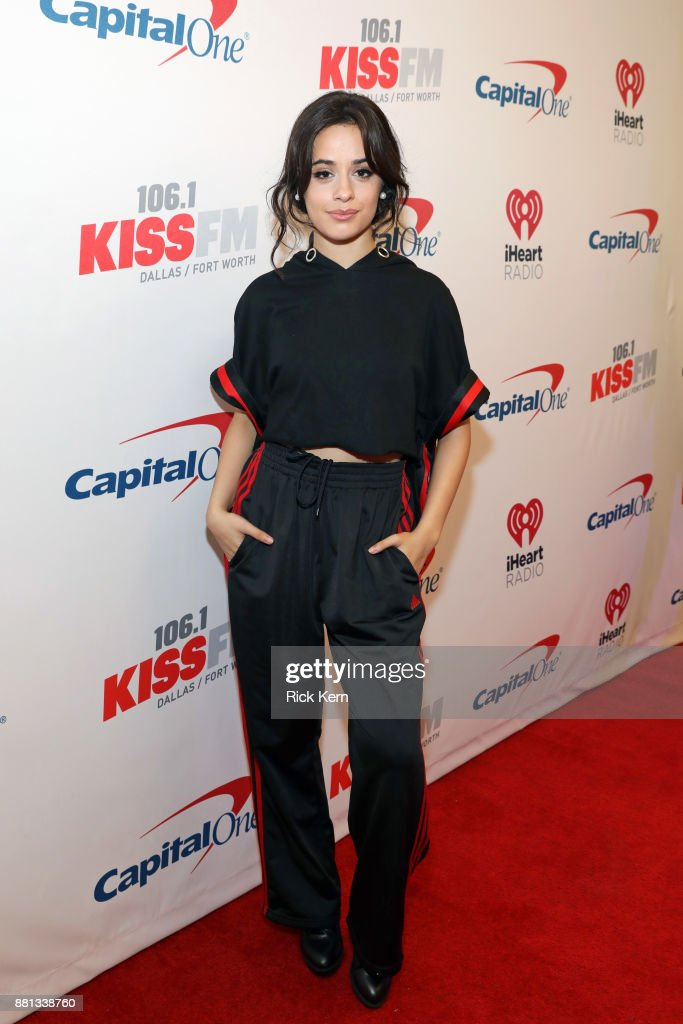 106.1 KISS FM's Jingle Ball 2017 - PRESS ROOM