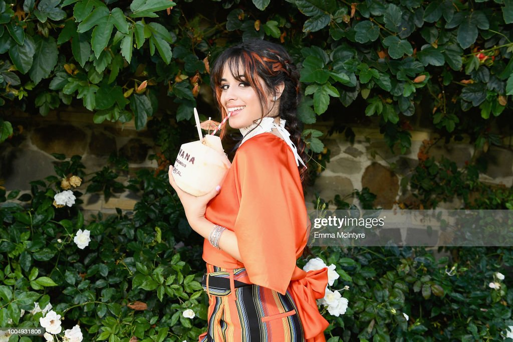 Camila Cabello and L'Oreal Paris Celebrate the launch of the HAVANA makeup collection : News Photo